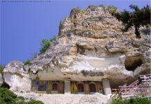 Туризъм Ивановските скални манастири